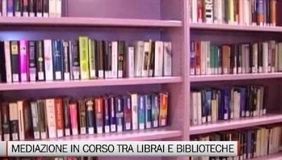 Biblioteche vs librai, mediazione in corso