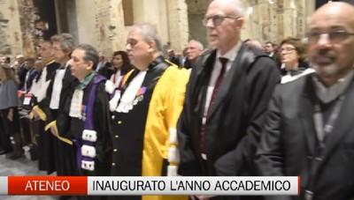 Inaugurato l'anno accademico dell'Università  di Bergamo