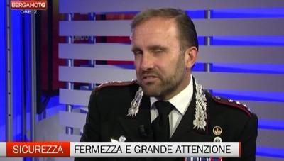 Paolo Storoni ai vertici dell'Arma Il nuovo comandante si presenta