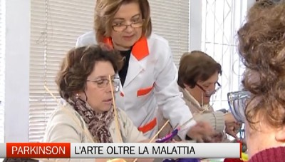 Bergamo, ATS - Associazione Parkinsoniani: l'arte oltre la malattia