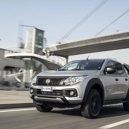 Fullback Cross, il pick-up di Fiat Professional