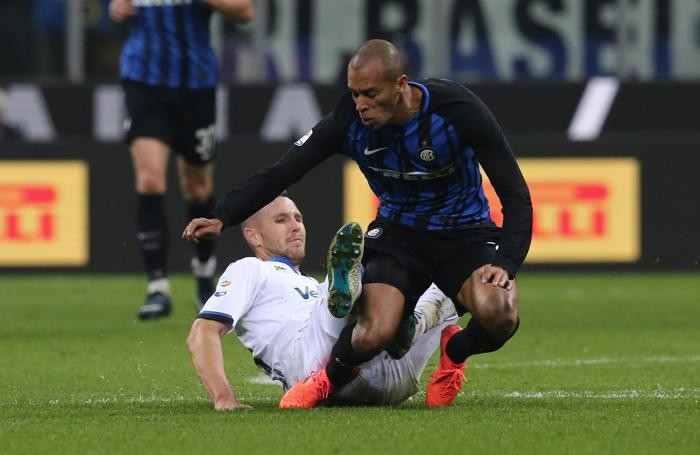 Serie A TIM 2017-18 giornata 13 inter - atalanta kurtic jasmin