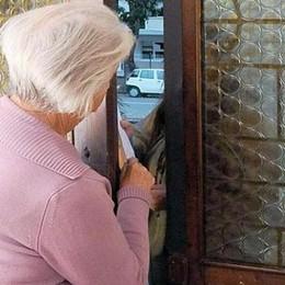 Torna la «ladra gentile» a Bergamo Rubati gioielli in casa a un'anziana