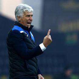 Atalanta, Gasp attende il Benevento «In campionato serve più concretezza»