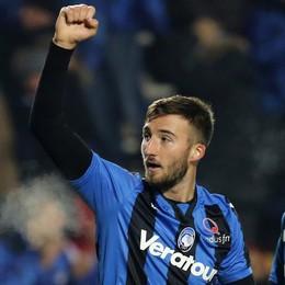 Cristante gol, che fatica col Benevento Atalanta, si salvano solo i tre punti