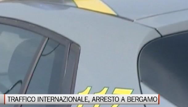 Traffico internazionale, un arresto a Bottanuco