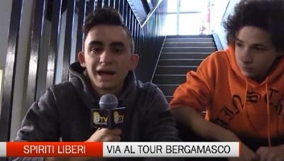 Spiriti Liberi in tour con Vivi davvero, il Saranno famosi nato a Bergamo