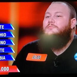 A Clusone arriva una maxi «Eredità» Alan vince 200 mila euro su Rai 1