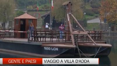 Gente e Paesi, in questa puntata anche Villa d'Adda