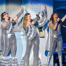Al Creberg Teatro c'è Mamma Mia!