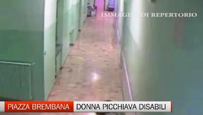 Disabili maltrattati in una casa accoglienza, arrestata 55 enne