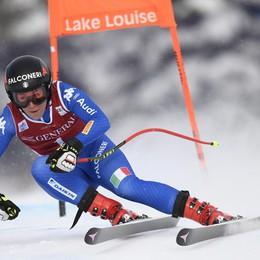 Goggia, tre gare veloci a Lake Louise Sofia vuol tornare a ruggire in Canada