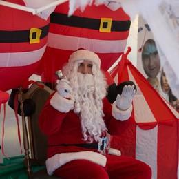 La domenica di chi aspetta il Natale Aria di festa a San Paolo D'Argon