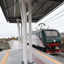 Parte il treno per l'ospedale - Foto Vuoto la 1ª mattina, ma servirà tempo