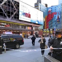 L'ordigno di New York fatto in casa Usato anche in Italia da Unabomber