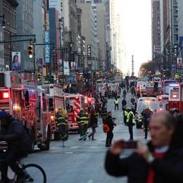 New York ferita e orgogliosa