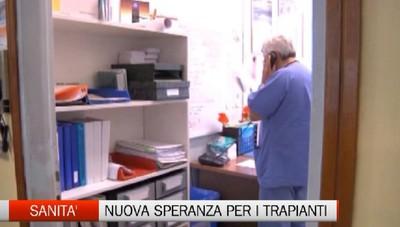 Bergamo - Una nuova tecnica per il trapianto di fegato all'ospedale Papa Giovanni