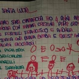 I desideri per Santa Lucia in un palloncino In Repubblica Ceca c'è chi li esaudisce