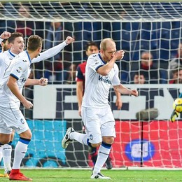 L'Atalanta espugna Genova - Video Ilicic e Masiello firmano la vittoria