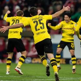 Occhio Atalanta, il Borussia è ripartito Vittoria col nuovo mister e quarto posto