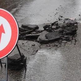 Piano straordinario di asfaltature 1,8 milioni di euro per 40 strade