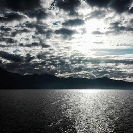«Lago tenebroso...»