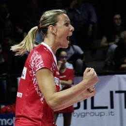 Sabato 23 l'All star game, che spettacolo Il meglio del volley femminile a Bergamo
