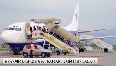 Sciopero Ryanair: disagi a Orio. O'Leary apre ai sindacati