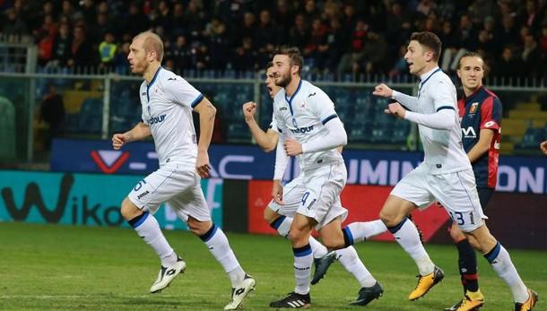 Atalanta-Lazio gara apertissima Sfida tra due delle più belle realtà del 2017