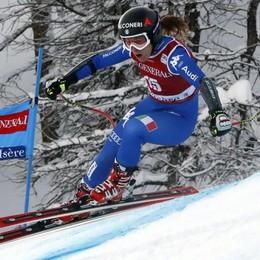 Altro podio per Sofia  Goggia Terza nel SuperG in Val D'Isere
