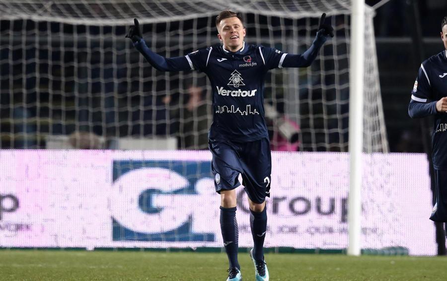 Atalanta pareggia 3 a 3 con la Lazio  Doppietta di Ilicic e gol di Caldara