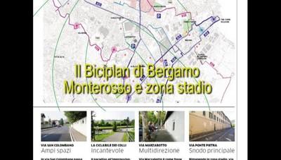 Da Redona alla zona dello stadio Viaggio nella città che pedalerà nel futuro