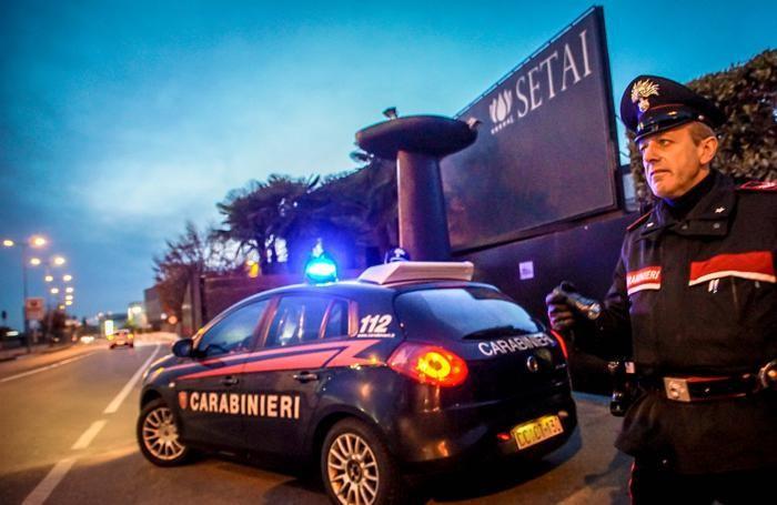 Orio Serio (Bergamo) - 22enne litiga con due ragazzi e l'investe: arrestato