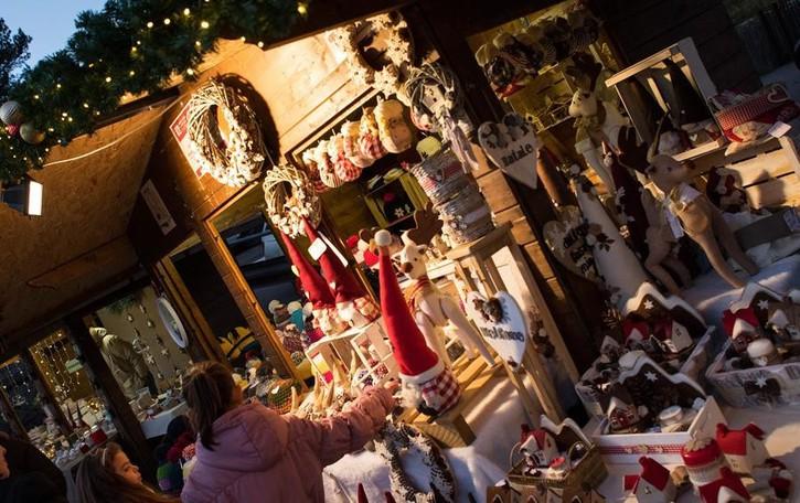 Atmosfera natalizia a Castione della Presolana