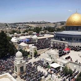 Gerusalemme, a chi giova la rivincita di Trump
