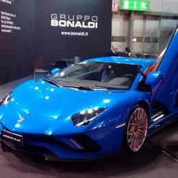Gli speciali modelli di Lamborghini Gruppo Bonaldi