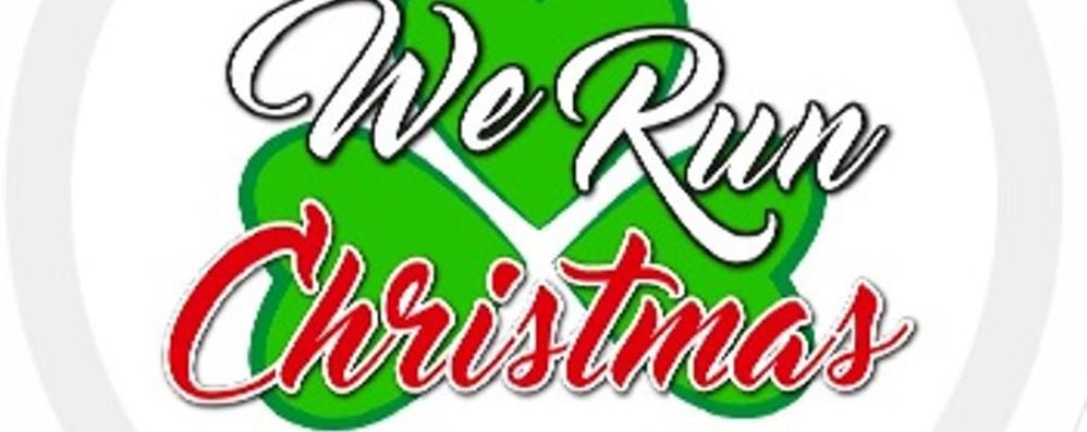 Staffetta solidale per Natale «Correte con noi per aiutare i bimbi»