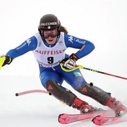St. Moritz, Sofia Goggia fuori nel SuperG Vince la svizzera Jasmine Flury