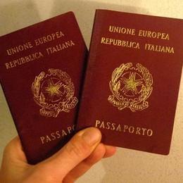 Passaporti, da lunedì alle 8 on line gli appuntamenti  dal 10 aprile