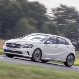 Mercedes Classe A in versione Next