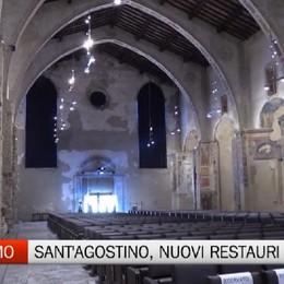 Università, nuovi restauri nell'ex Chiesa di Sant'Agostino