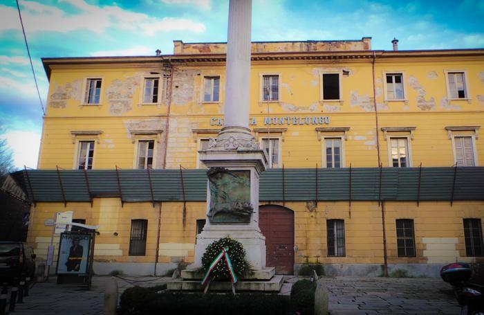 caserma montelungo a Bergamo