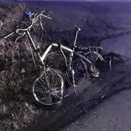 Investimento  a Telgate Muore una ciclista di 46 anni
