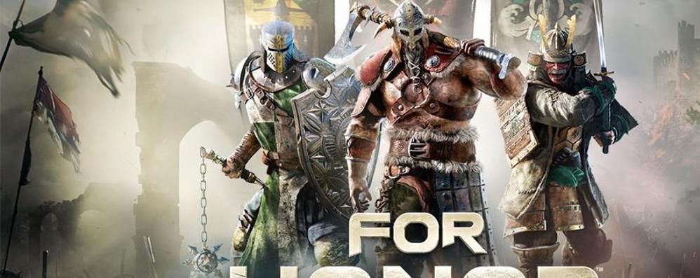 For Honor, onore  agli antichi guerrieri