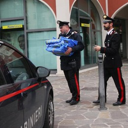 Misano, furto di quadri per 20 mila euro Ladro identificato grazie alle impronte