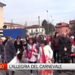Ciserano, la sfilata di Carnevale