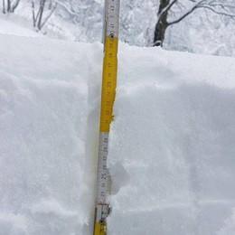 Tanta neve, bene per gli sciatori E da mercoledì due giorni di sole