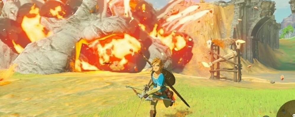 Zelda: Breath of the Wild  Una fiaba da 10 e lode