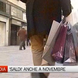 'Saldi' fuori stagione, anche la Lombardia ha il suo 'Black Friday'