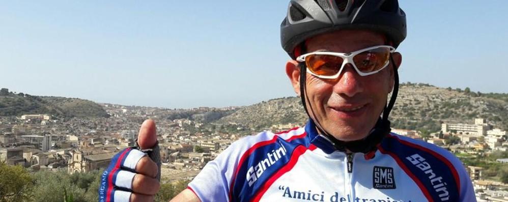 Dal trapianto a 8.000 km all'anno in sella «La bicicletta è il mio farmaco salvavita»